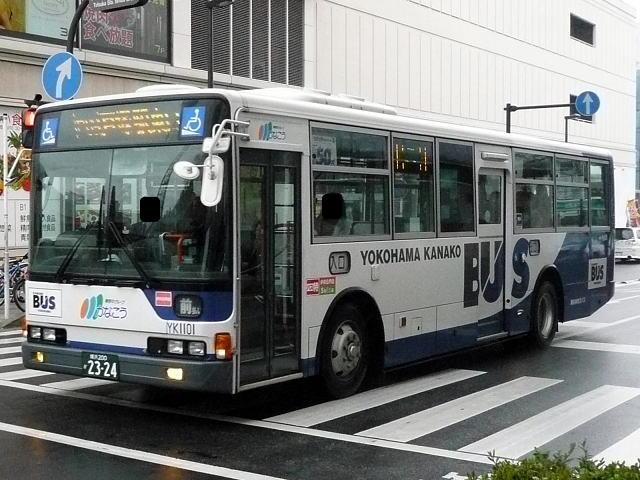 横浜神奈交バス【PJ-MP35JM】 – ...